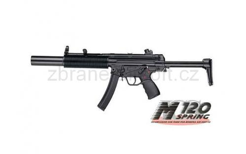 zbraně ICS - ICS SMG5 SD3 - upgrade