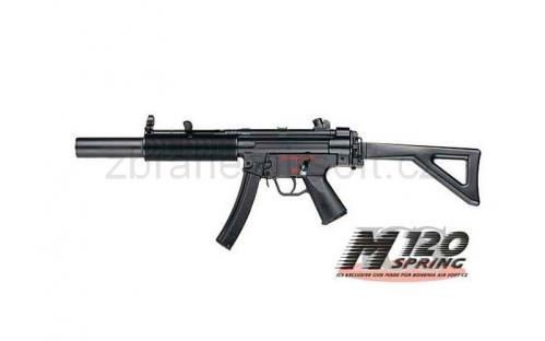 zbraně ICS - ICS SMG5 SD4 Folding Stock - upgrade
