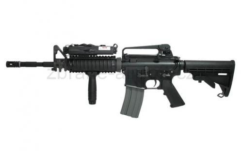 zbraně Classic Army - CA Armalite M15A4 R.I.S. Carbine blow back