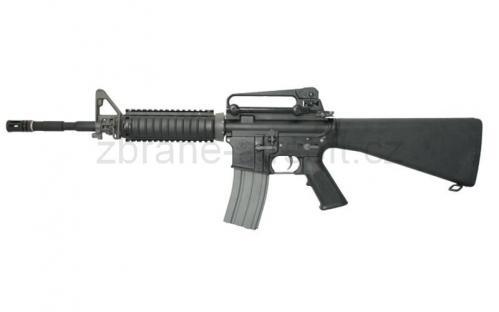 zbraně Classic Army - CA Armalite M15A4 S.P.C. blow back