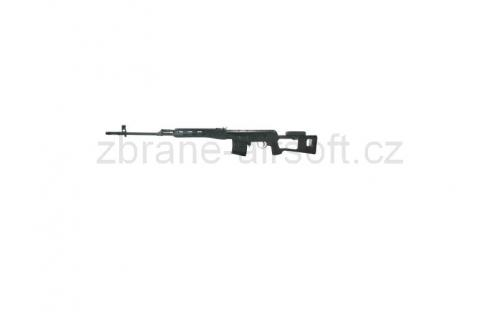 zbraně Classic Army - CA Dragunov SVD Black