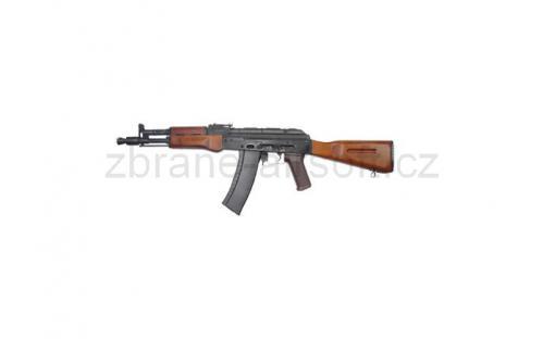 zbraně Classic Army - CA SLR105 A1 Compact Steel+ dřevo