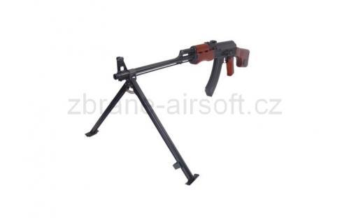 zbraně Classic Army - CA SLR105 RPK+ dřevo