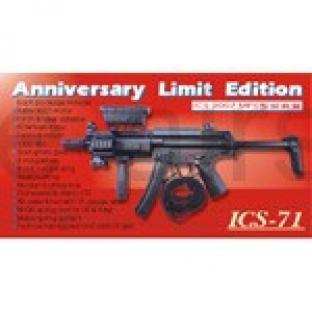 zbraně ICS - ICS 2007 ALE - SMG5 A5 R.I.S.