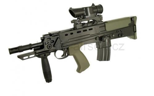 zbraně STAR - STAR L85 AFV