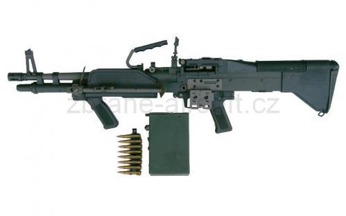 zbraně STAR - STAR M60E4