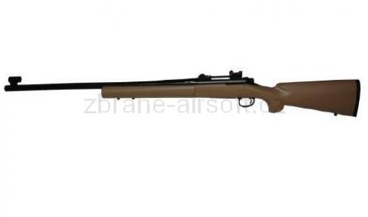 sniper  STTi - Tactical Rifle - M700P Sniper TAN