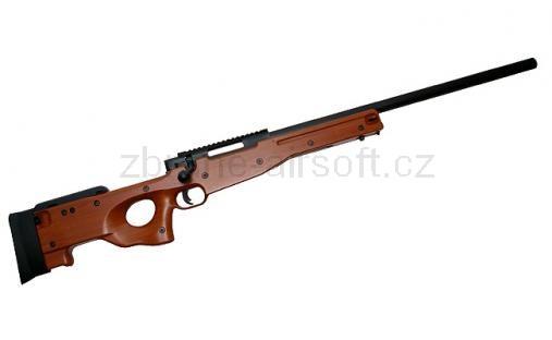 sniper  STTi - STTi Mars I. Wood