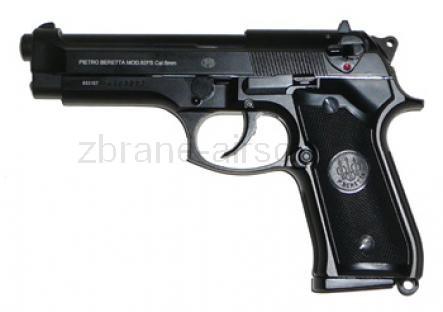 pistole CyberGun - Beretta 92FS celokov