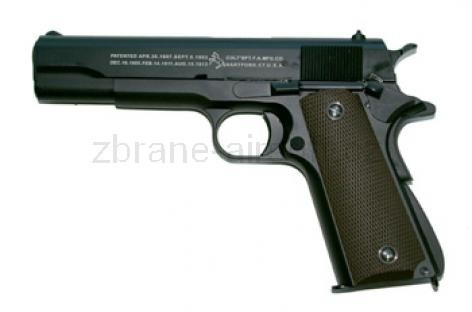 pistole CyberGun - Colt M1911 A1 celokov