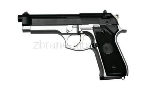 pistole STTi - M92F Black/Stainless