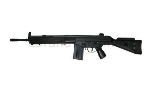 zbraně Warrior - Warrior W3 SG1