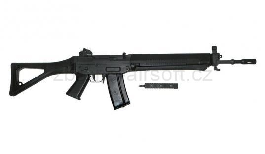 zbraně Warrior - Warrior W550