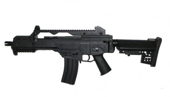 zbraně Warrior - Warrior W36-4