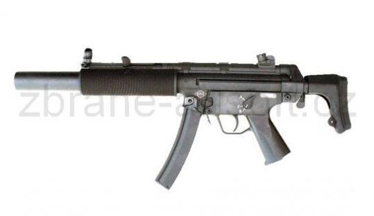 zbraně CyberGun - CYBG AEG GSG-5 SD Blowback