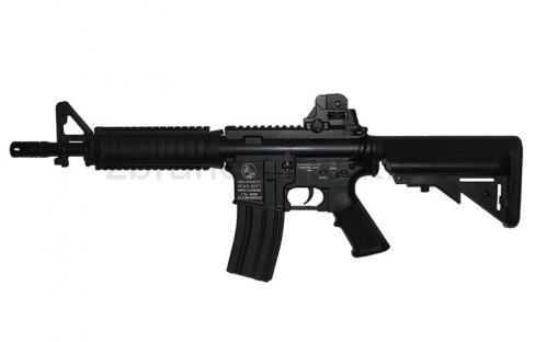 zbraně CyberGun - CYBG AEG Colt M4A1 CQBR celokov