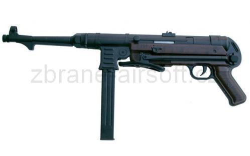 zbraně CyberGun - CYBG AEG MP40 celokov