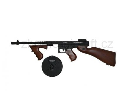 zbraně CyberGun - CYBG AEG Thompson 1928 Chicago