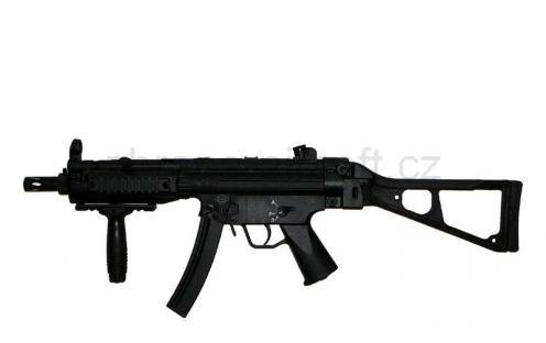 zbraně CyberGun - CYBG AEG GSG-5 R.I.S. F. S. celokov