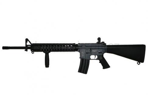 zbraně CyberGun - CYBG AEG Colt M16A4 celokov