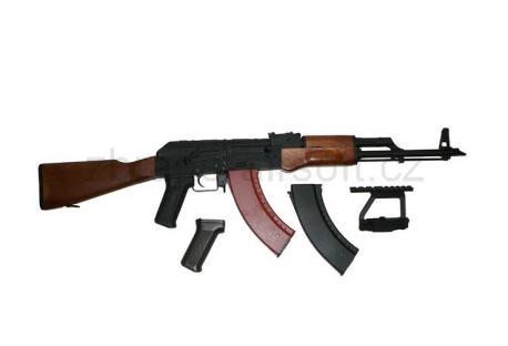 zbraně CyberGun - CYBG AEG AKM Kalashnikov celokov