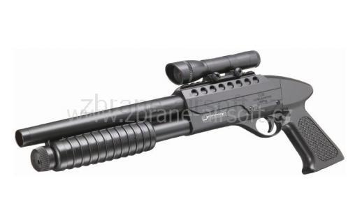 brokovnice Warrior - Warrior shotgun MK.II
