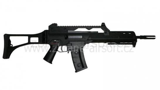 zbraně Warrior - Warrior W36K