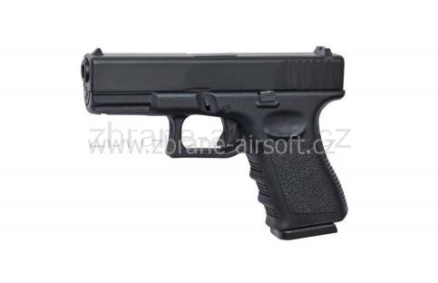 pistole GreenGas ASG - ASG Glock 19 GBB