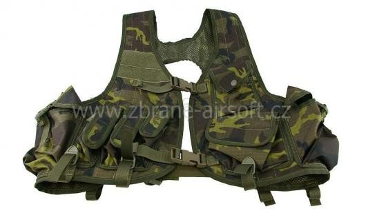 Army shop VZ.95 taktické doplňky - LBV M2011 var.1 Vz.95 - MP5