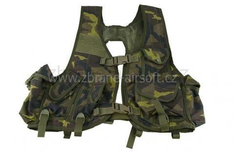 Army shop VZ.95 taktické doplňky - LBV M2011 var.2 Vz.95 - M4