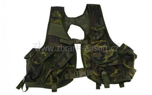 Army shop VZ.95 taktické doplňky - LBV M2011 var.3 Vz.95 - AK, Sa vz.58