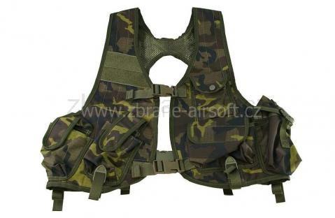 Army shop VZ.95 taktické doplňky - LBV M2011 var.4 Vz.95 - G36, Sig, M14