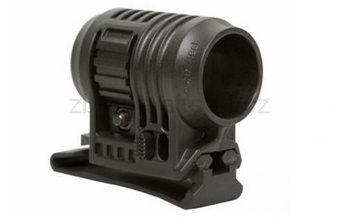 montáže pro svítilny - APS R.I.S. pouzdro svítilny BLACK
