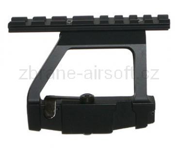 Airsoft Mont. lišty a kroužky - CYBG montáž optiky pro AKM/AK-74