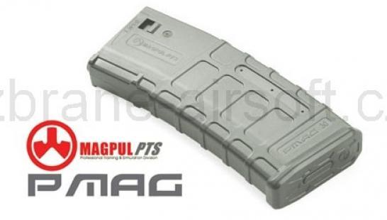 zásobníky STAR - STAR zásobník M16/M4 PMAG 30 ran FG