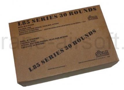 zásobníky STAR - STAR zásobník L85 30 ran - balení 10ks