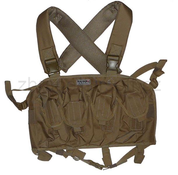 0fea0e651 Army shop Taktické vesty - Swiss Arms - Swiss Arms bandalír