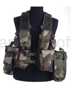 4c8b5b8e4 Taktické vesty Mil-Tec - Mil-Tec - Bandalír Vietnam AK zelený