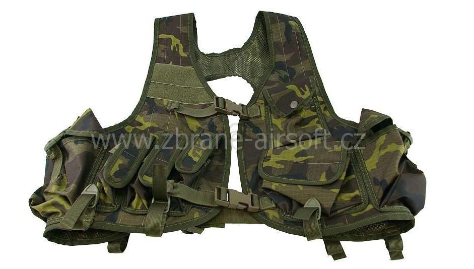fb2797554 Army shop VZ.95 taktické doplňky - S.P.M. Liberec - LBV M2011 var.1 ...