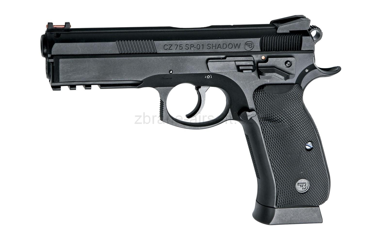 pistole asg asg cz 75 sp 01 shadow co2