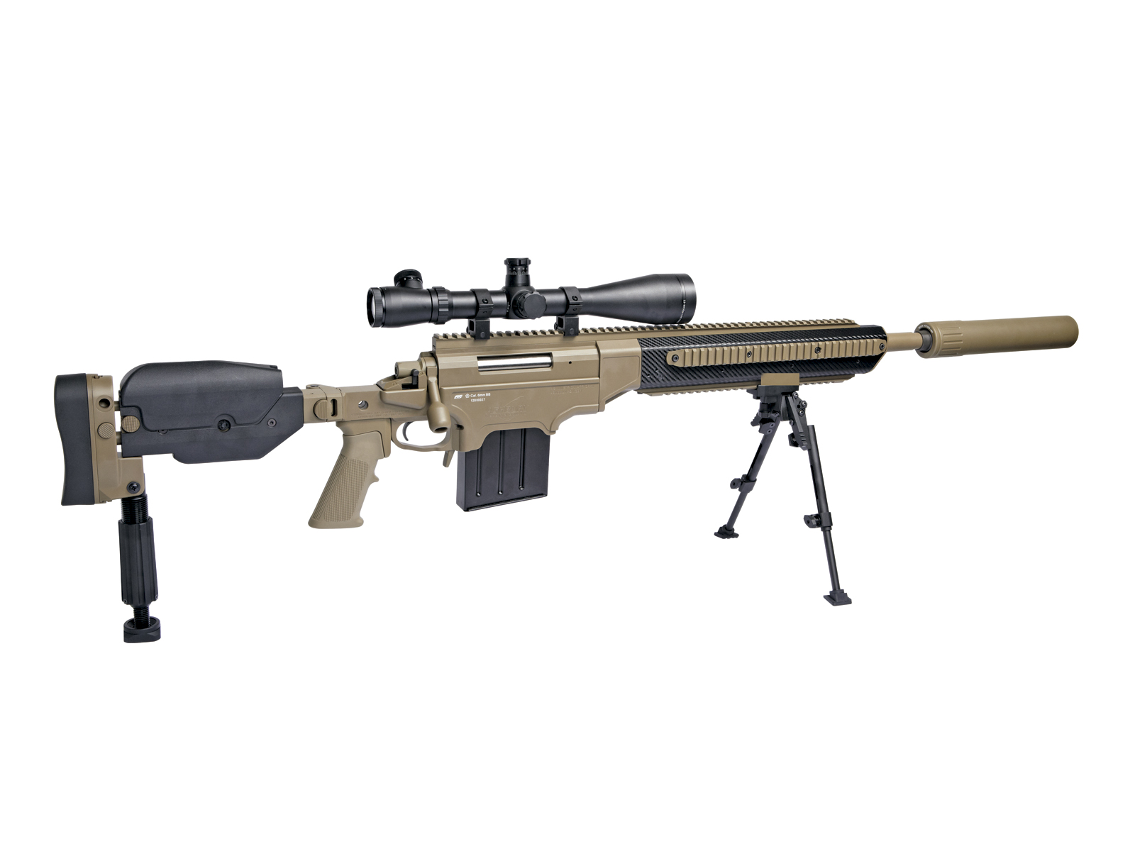 sniper ASG - ASG ASW338LM